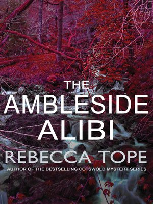 cover image of The Ambleside Alibi