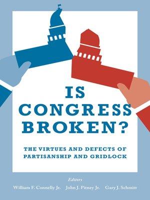 cover image of Is Congress Broken?