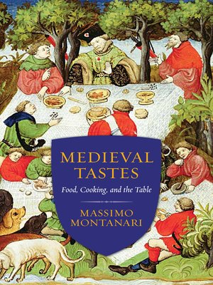 cover image of Medieval Tastes