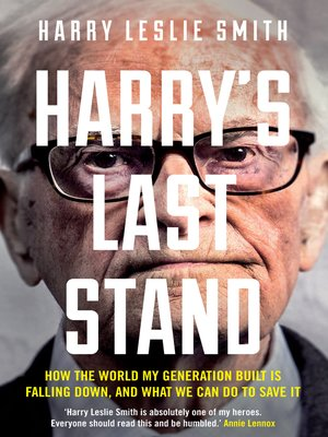 cover image of Harry's Last Stand