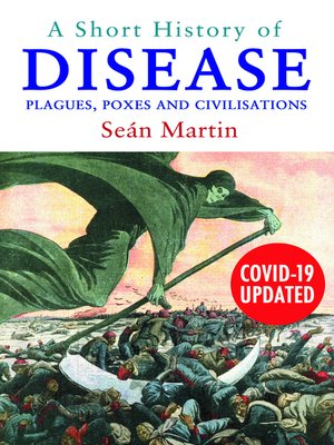 cover image of A Short History of Disease