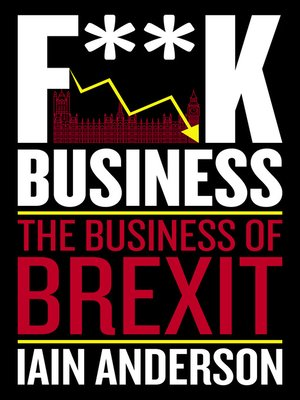 cover image of F**k Business