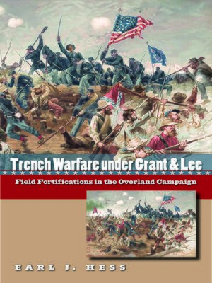 cover image of Trench Warfare under Grant and Lee