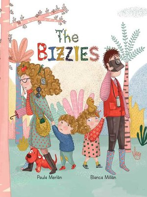 cover image of The Bizzies