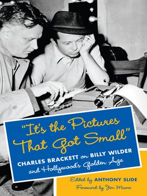 """cover image of """"It's the Pictures That Got Small"""""""