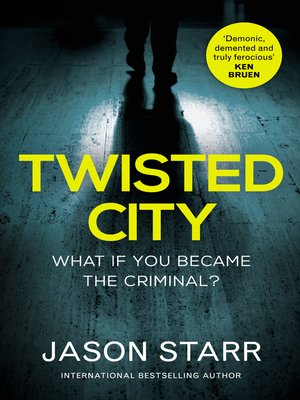 cover image of Twisted City