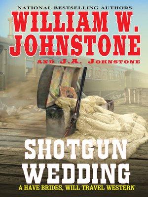 cover image of The Shotgun Wedding