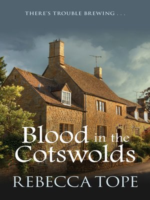 cover image of Blood in the Cotswolds