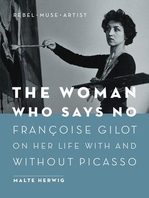 cover image of The Woman Who Says No