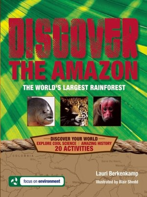 cover image of Discover the Amazon