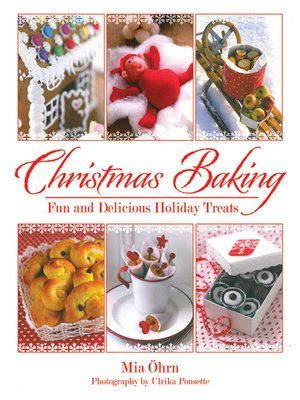 cover image of Christmas Baking