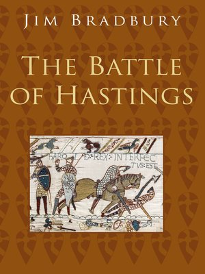 cover image of The Battle of Hastings