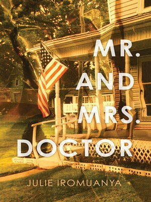 cover image of Mr. and Mrs. Doctor