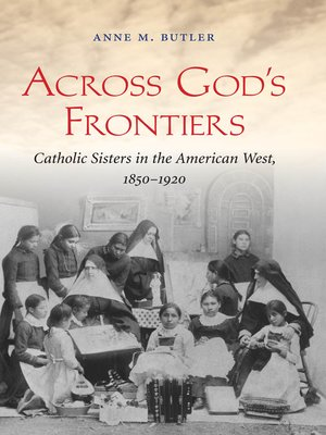 cover image of Across God's Frontiers
