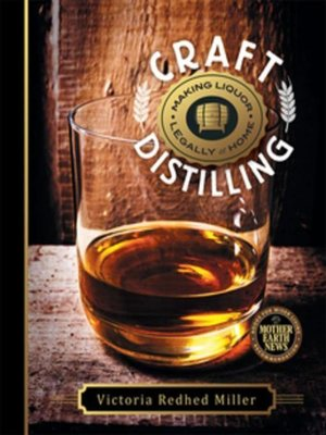 cover image of Craft Distilling