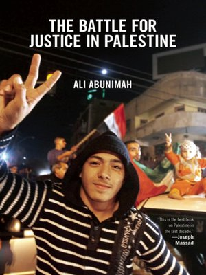 cover image of The Battle for Justice in Palestine