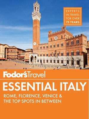 cover image of Fodor's Essential Italy