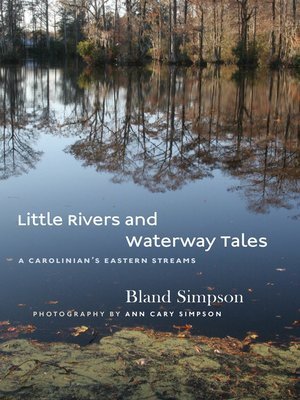 cover image of Little Rivers and Waterway Tales