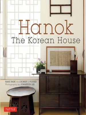 cover image of Hanok