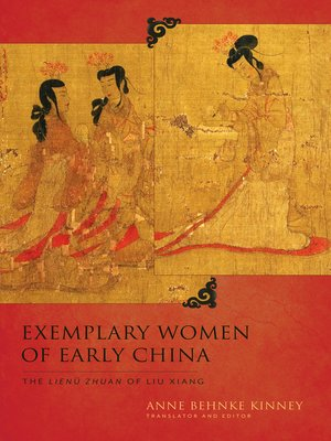 cover image of Exemplary Women of Early China