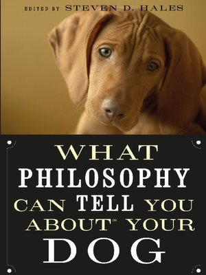 cover image of What Philosophy Can Tell You about Your Dog