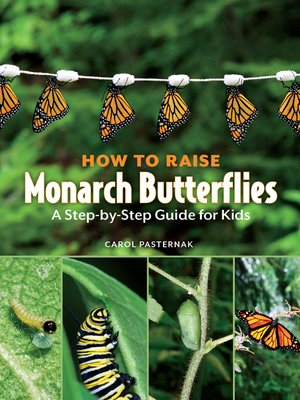 cover image of How to Raise Monarch Butterflies