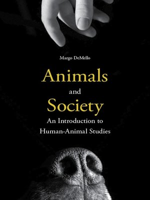 cover image of Animals and Society
