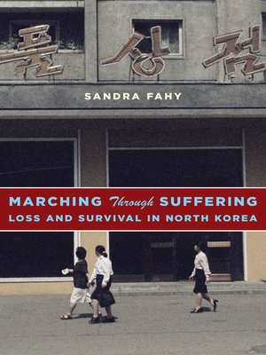 cover image of Marching Through Suffering