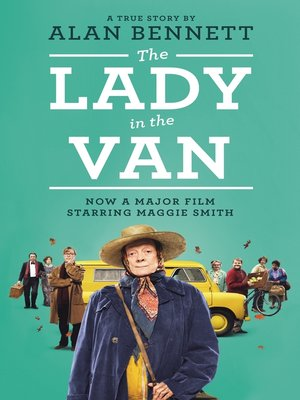 cover image of The Lady in the Van