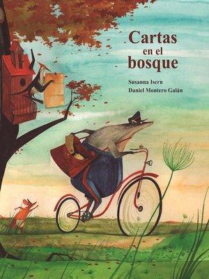 cover image of Cartas en el bosque (The Lonely Mailman)