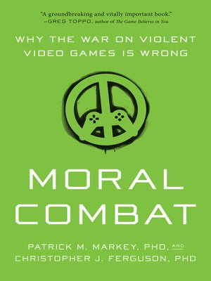 cover image of Moral Combat