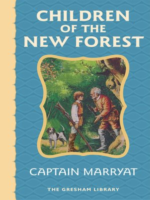 cover image of Children of the New Forest