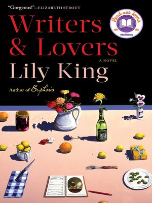 Writers & Lovers Book Cover
