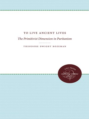 cover image of To Live Ancient Lives