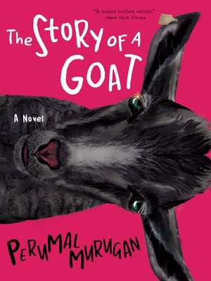 cover image of The Story of a Goat
