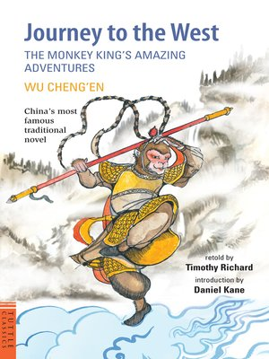 cover image of Journey to the West