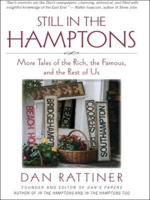 cover image of Still in the Hamptons