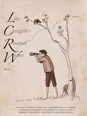 cover image of Lady Churchill's Rosebud Wristlet No. 27