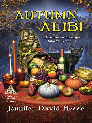 cover image of Autumn Alibi