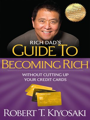cover image of Rich Dad's Guide to Becoming Rich Without Cutting Up Your Credit Cards