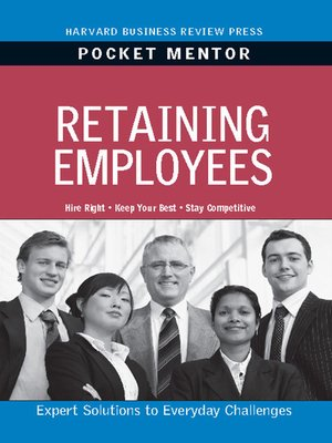 cover image of Retaining Employees