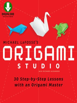cover image of Origami Studio Ebook