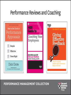 cover image of Performance Reviews and Coaching