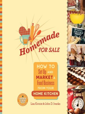 cover image of Homemade for Sale
