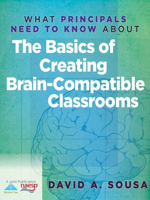 cover image of What Principals Need to Know About the Basics of Creating BrainCompatible Classrooms