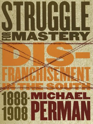 cover image of Struggle for Mastery