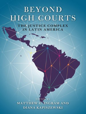 cover image of Beyond High Courts