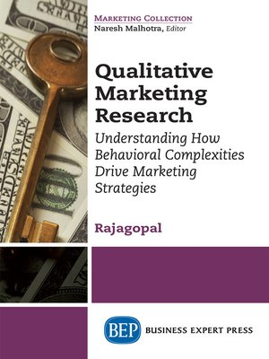 cover image of Qualitative Marketing Research