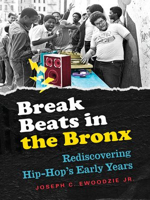 cover image of Break Beats in the Bronx