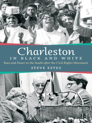 cover image of Charleston in Black and White